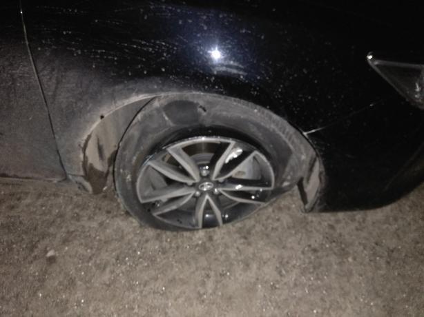 Пьяный водитель устроил опасные гонки в Таганроге и завершил их массовым ДТП
