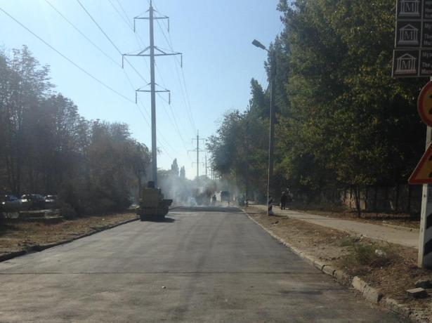 В Таганроге завершен ремонт коллектора на улице Морозова