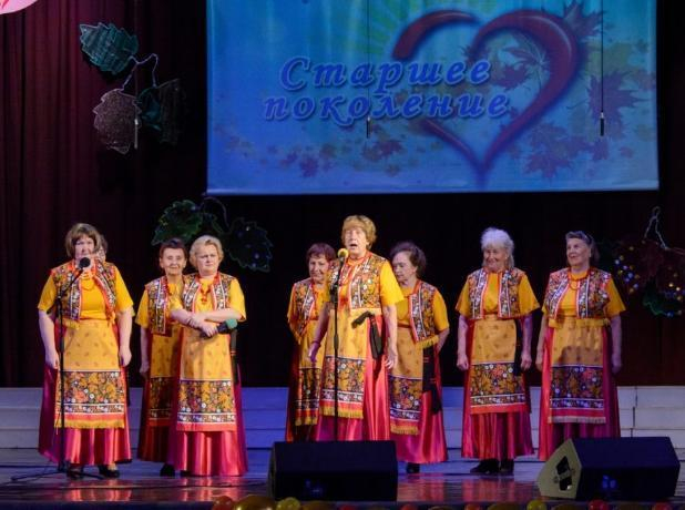 Фестиваль искусств «Старшее поколение» проведут в Таганроге