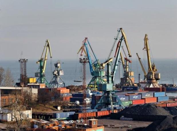 Таганрогский порт увеличил отгрузку зерна в 2018 году