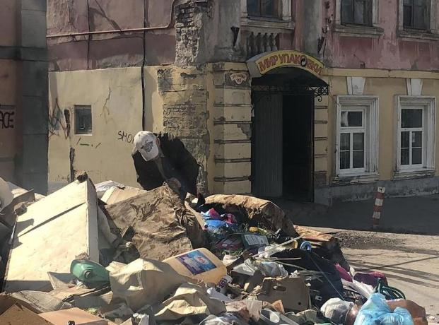 Центр Таганрога на глазах жителей превращается в трущобы