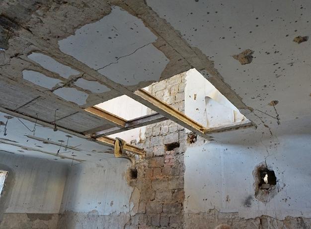 Проектировщики допустили серьезную ошибку в документации для ремонта базы «Управления защиты от ЧС» в Таганроге
