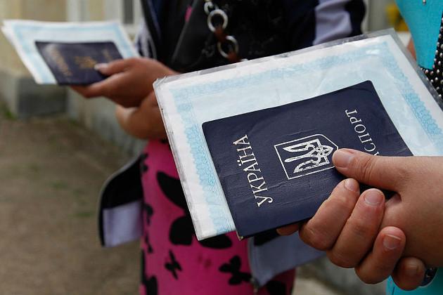 В Таганрог возвращаются беженцы из Донбасса