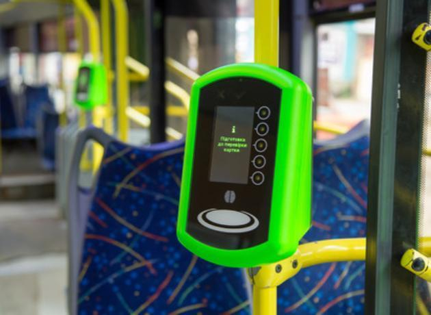 В Таганроге хотят внедрить систему безнала в общественном транспорте