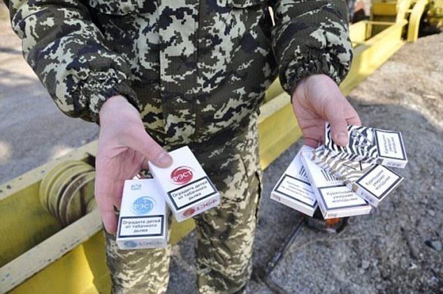 Ростов, Таганрог и Шахты вошли в число лидеров продажи нелегальных сигарет