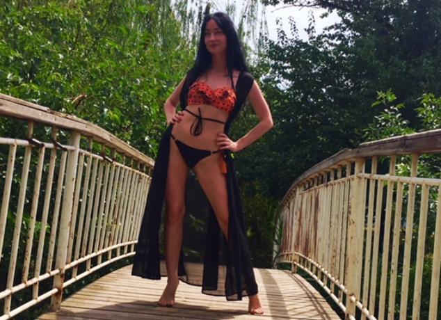 Я люблю свое тело, но нет предела совершенству, - Инна Самойленко