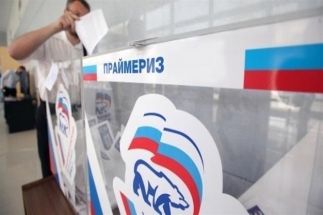 Праймериз: явка населения в избирательные участки составила 12,5%
