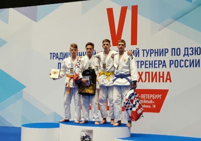 Дзюдоист из Таганрога взял призовое место на международном турнире