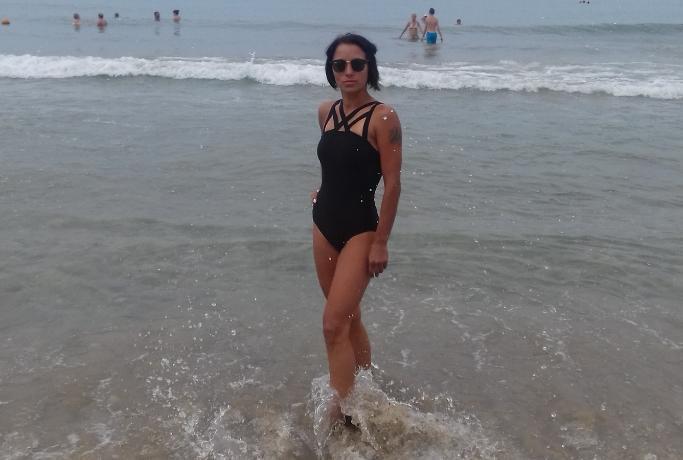 Мария Зиборова видит лишь одну соперницу в конкурсе «Мисс Бикини»