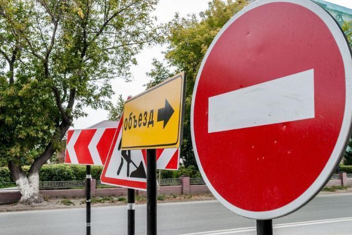 На улицах Фрунзе и Ейской в Таганроге продлится ограничение движения