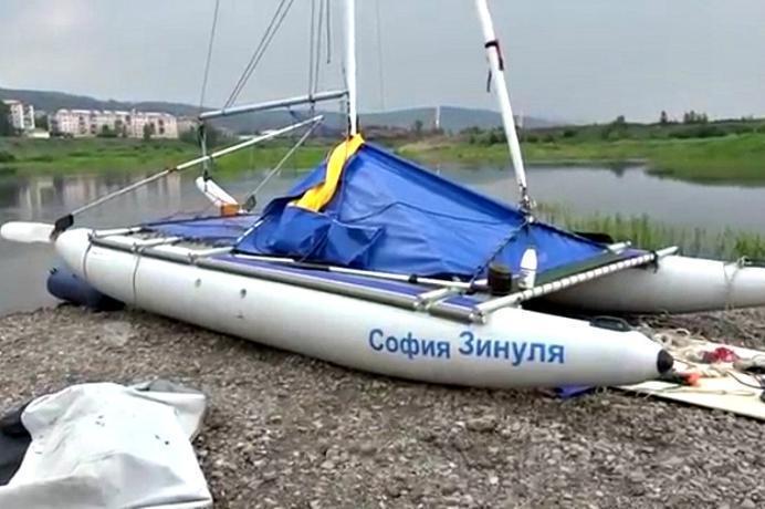 Путешественник из Таганрога вновь пройдет более 600 км по Лене
