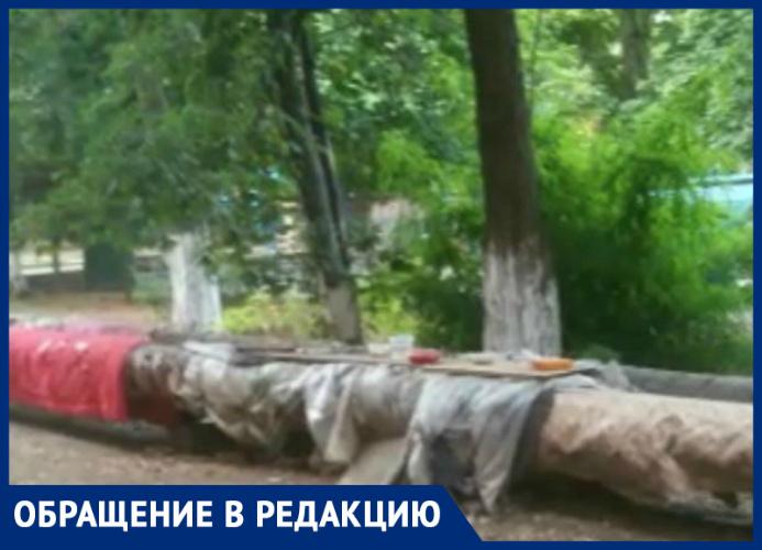 Состояние теплотрасс вызывает обеспокоенность жителей Таганрога