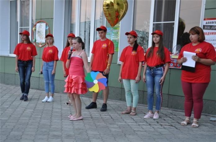 Молодежь Неклиновского района вышла на борьбу с наркоманией