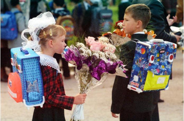 В Таганроге первоклашка «обойдется» родителям в 14000 рублей