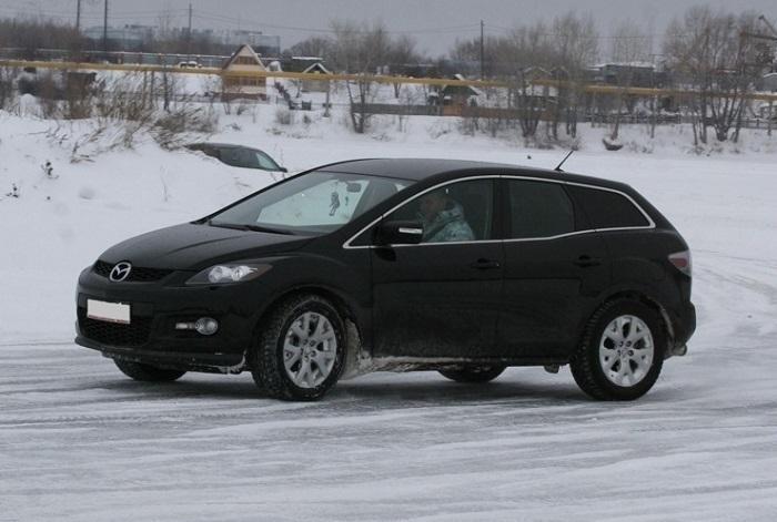На трассе Ростов-Таганрог задержали угнанный автомобиль