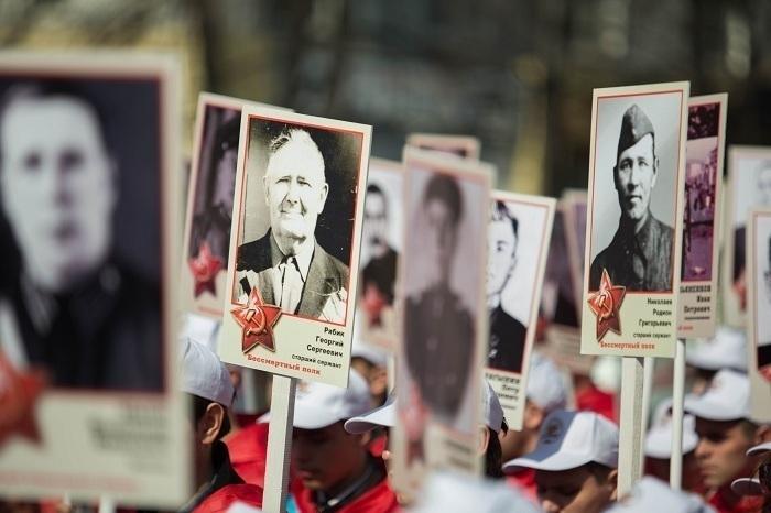 Таганрожцы 9 мая могут поучаствовать в акции «Бессмертный полк»