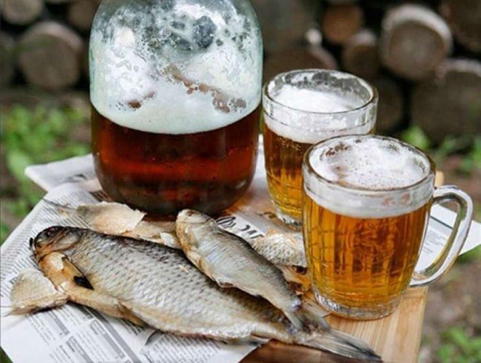 Любителям попить пиво с таранкой придется туго ближайшие месяцы в Таганроге