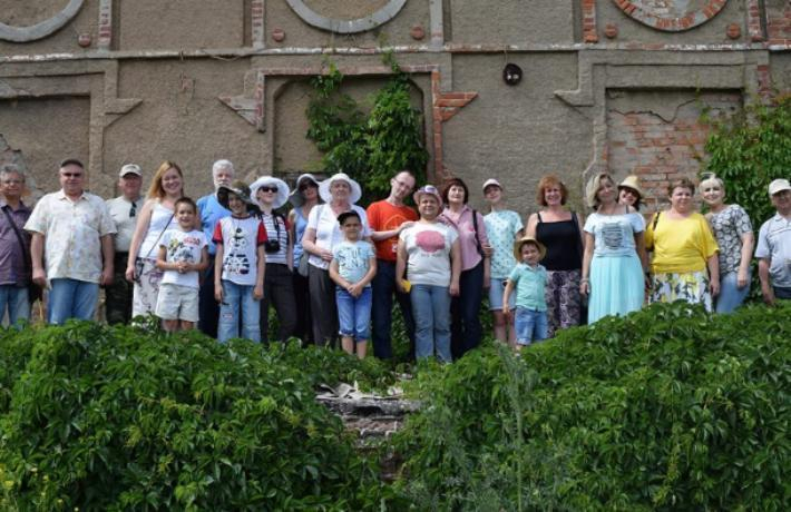 Под Таганрогом почтили память Красного Десанта