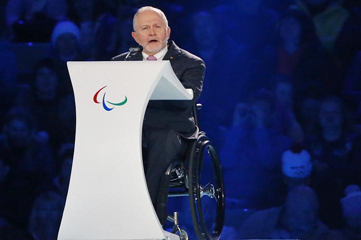 Руководитель Паралимпийского комитета Республики Беларусь уточнил слова офлагах Российской Федерации