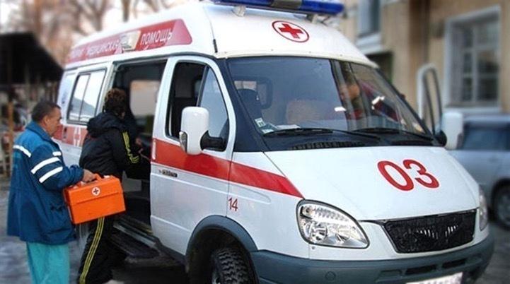 На Николаевском рынке в Таганроге женщина получила травмы