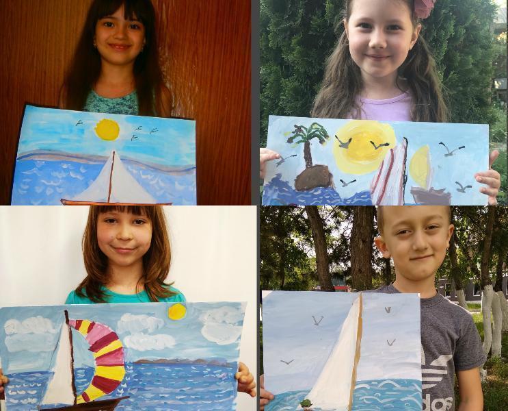 Кататься на яхтах, нырять и встретить Джека Воробья планируют летом дети Таганрога