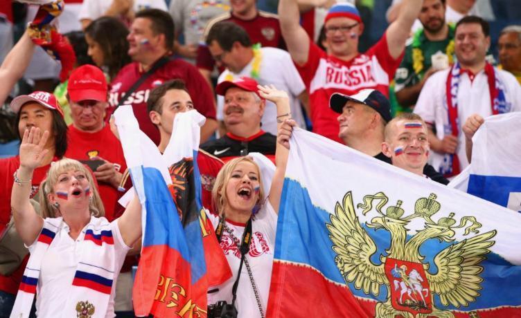 Исторический матч: Россия играет против Хорватии в ¼ финала ЧМ