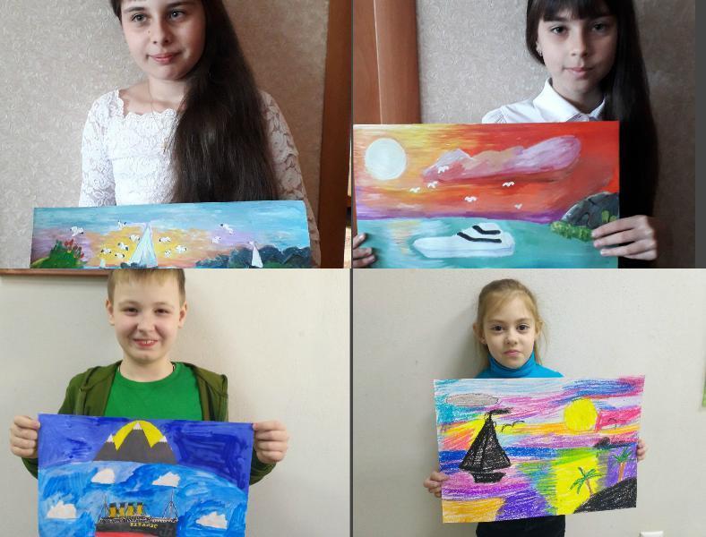 Таганрогские дети рассказали, как летом будут отдыхать от школы
