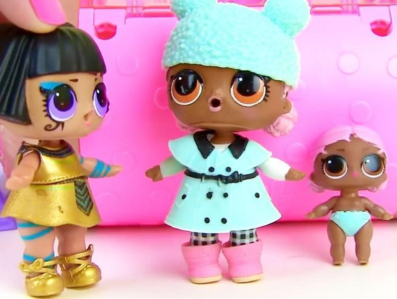Куклы LOL могут быть опасны для  детей Таганрога
