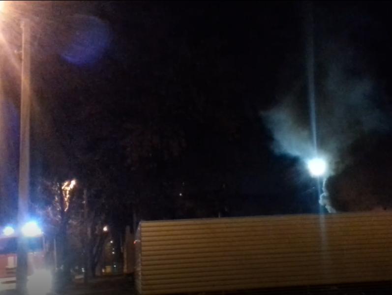 Благодаря таганрожцу был предотвращен пожар в частном секторе