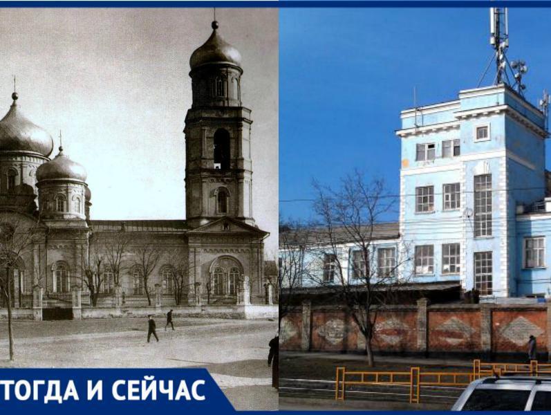 Тогда и сейчас: как на месте церкви св. Архангела Михаила оказался молокозавод