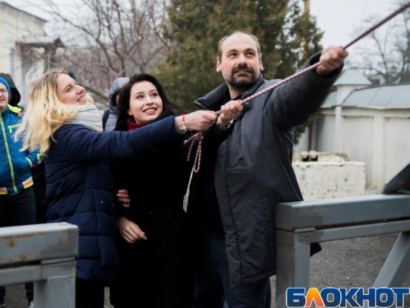 Таганрогских школьников смогли заинтересовать «живыми» уроками истории