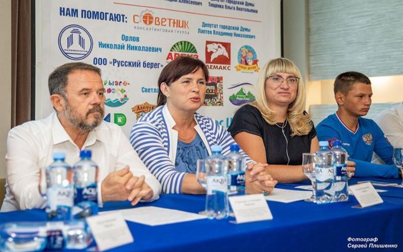 В Таганроге прошла пресс-конференция организаторов  Дня рыбака «Таганрогский осетр»