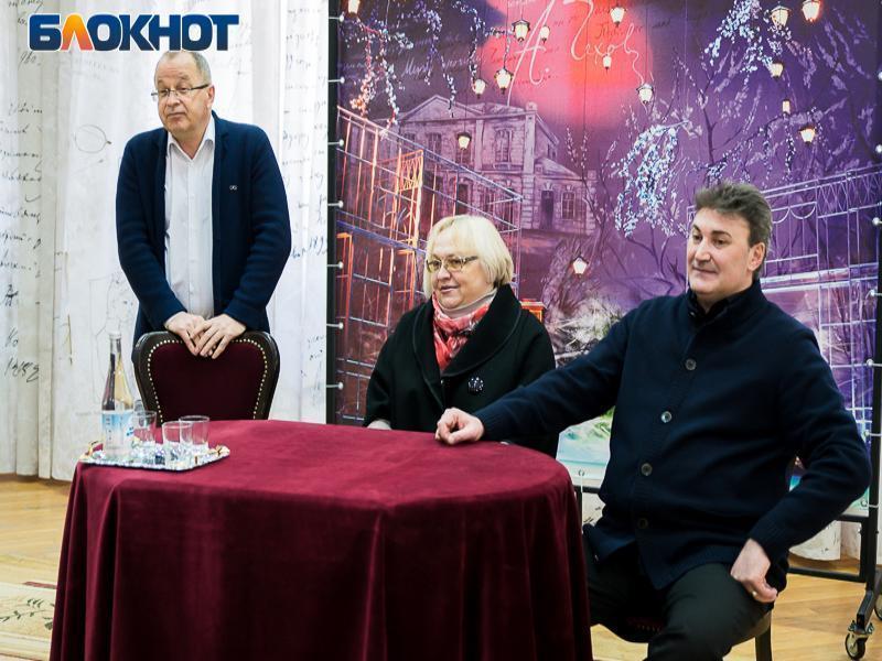 Акунинская «Чайка» пополнит репертуар Таганрогского театра им.А.П.Чехова