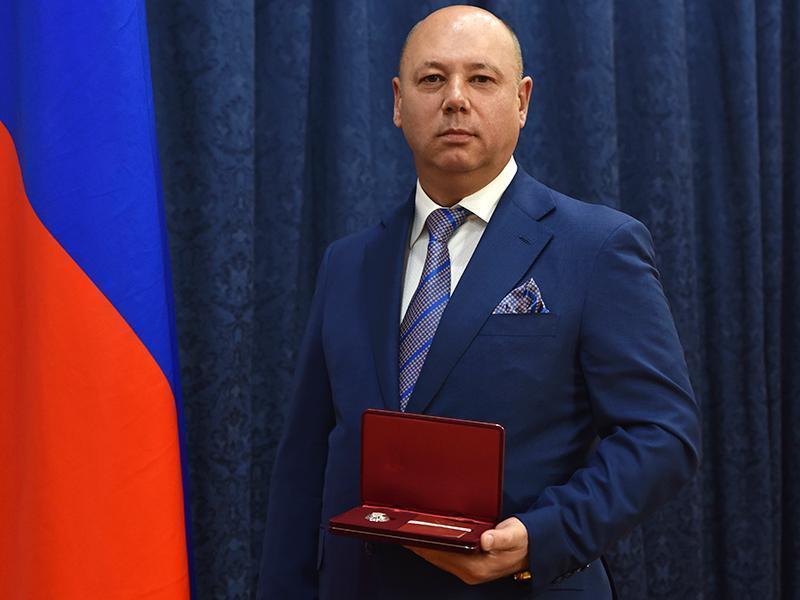 Олегу Борисовичу Кочмала присвоили звание «Заслуженный врач России»