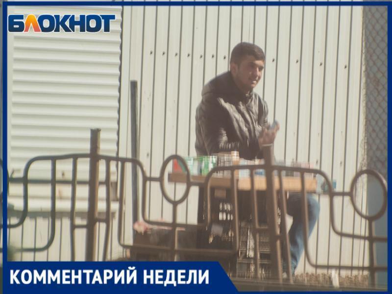 Замначальника пресс-службы МВД РО ответил «Блокноту» на статью о незаконной табачной торговле