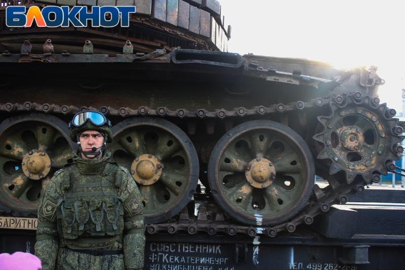 В Таганроге пройдет ярмарка вакансий для Вооруженных сил РФ