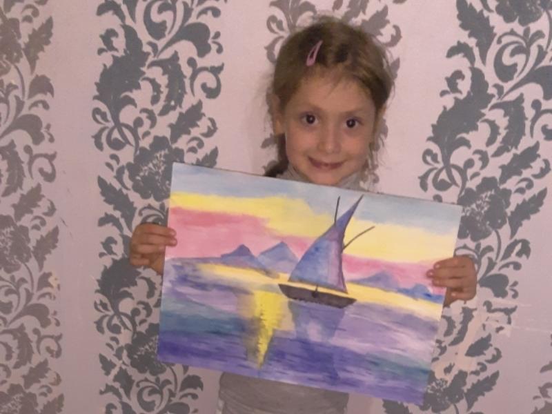 Посмотреть на настоящих медуз хочет летом Соня Ткаченко