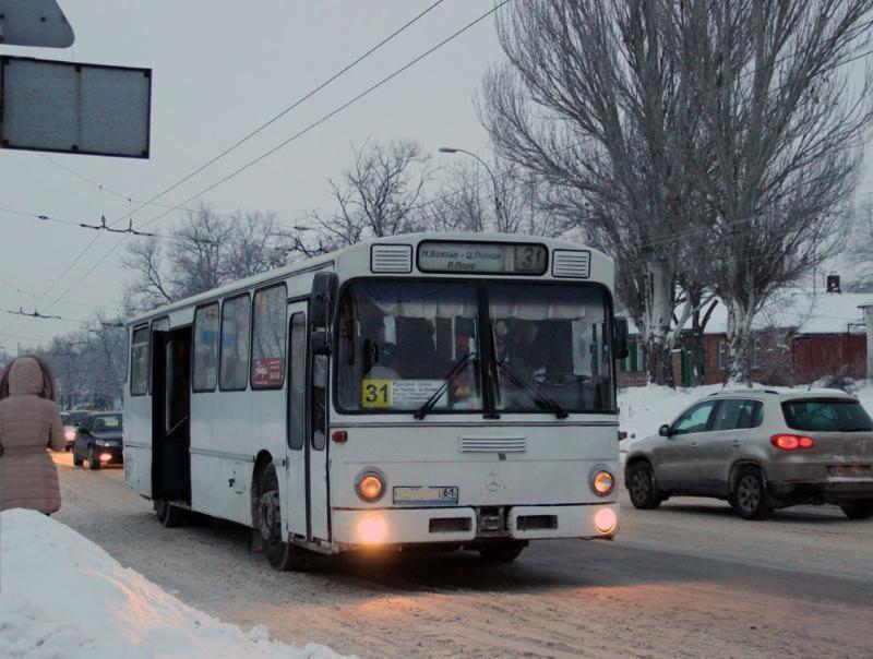 По Таганрогу ездит «адский» автобус №31 с поврежденной педалью