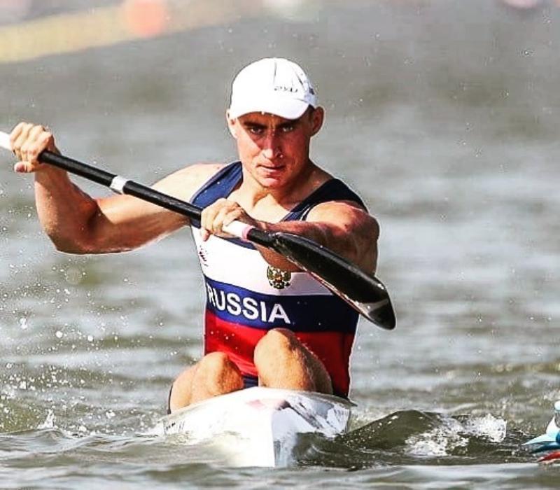 Таганрогский байдарочник Максим Спесивцев завоевал «бронзу» на Чемпионате мира
