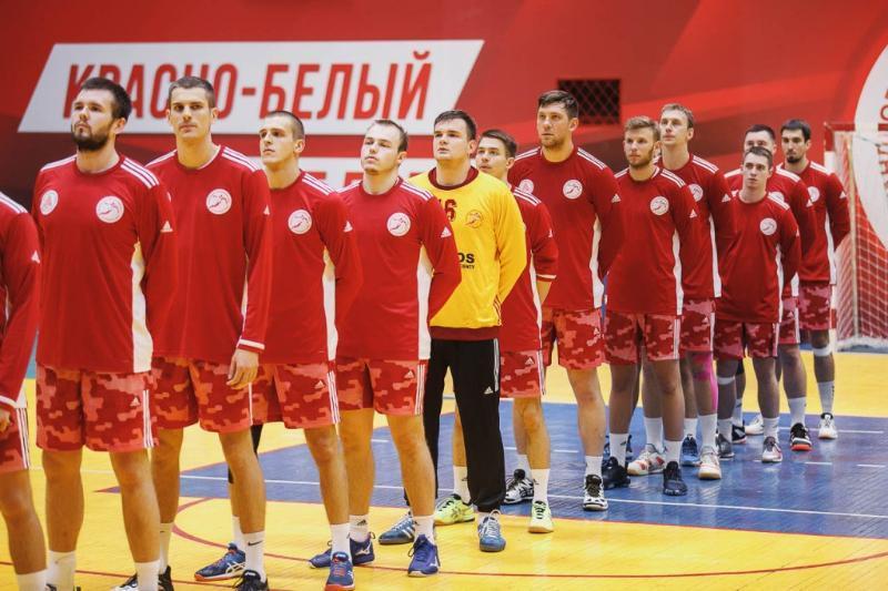 ГК «Таганрог – ЮФУ» уступил на выездном матче хозяевам «Пермским медведям»