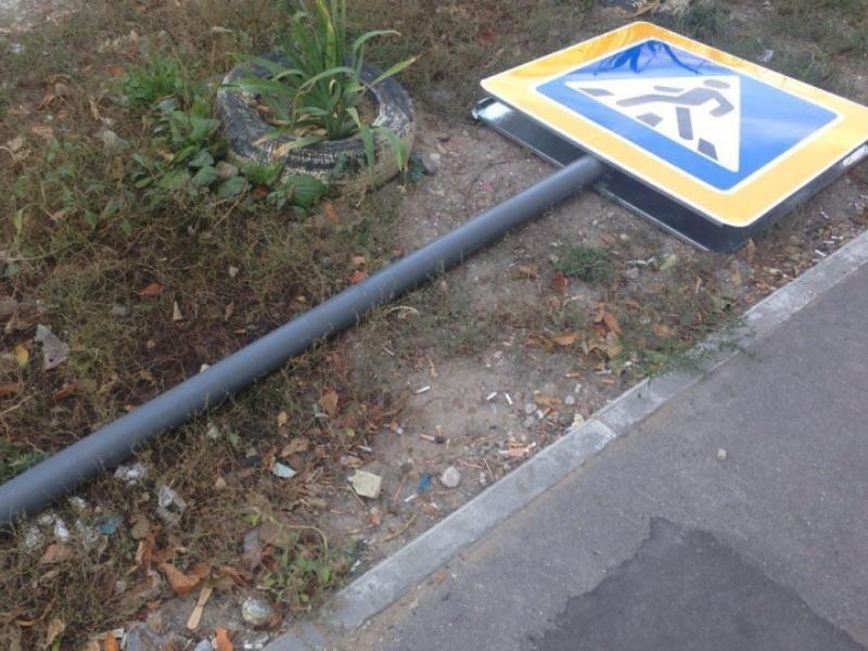 Водитель сбил 19-летнюю таганроженку на тротуаре и скрылся с места ДТП