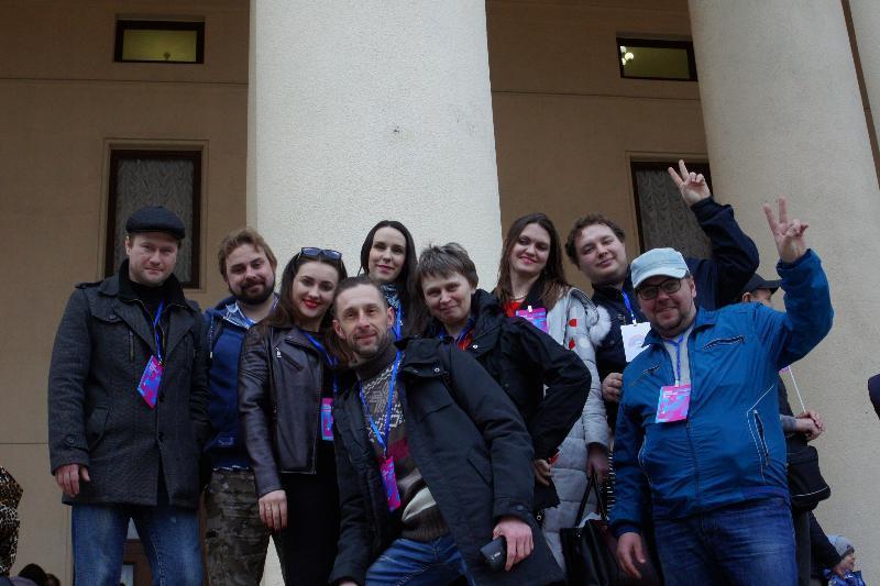 «Таганрогский молодежный театр» участвует во всероссийском форуме в Сочи