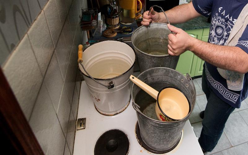Таганрожцев власти предупредили о возможном отсутствии горячей воды
