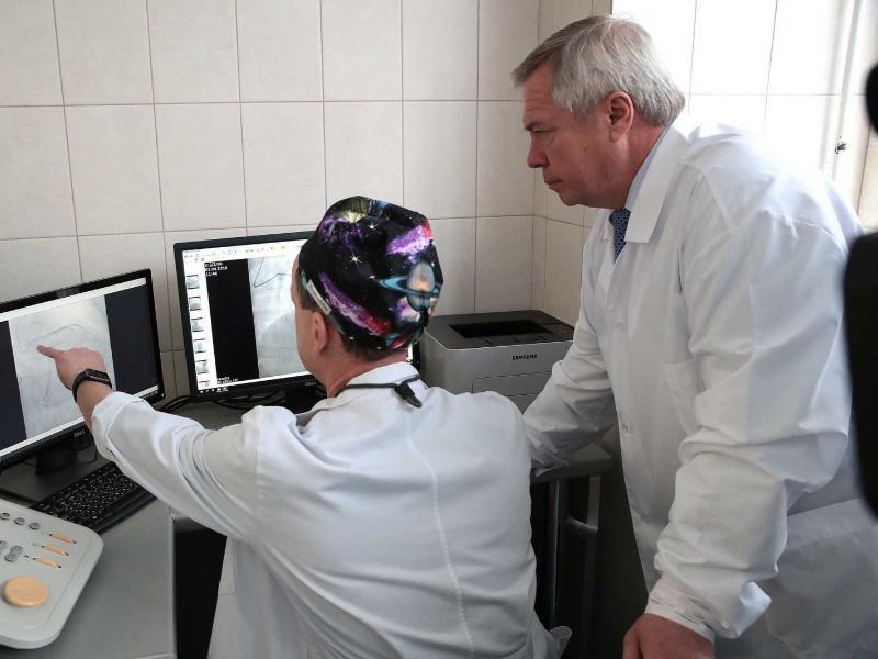 На нужды детской больницы Таганрога выделили 5,9 млн рублей