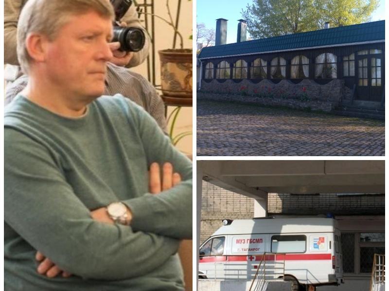 Сломанную челюсть и сотрясение мозга получил депутат гордумы Таганрога в кафе