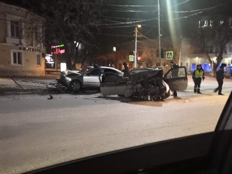 Несколько крупных аварий произошло в Таганроге 8 марта