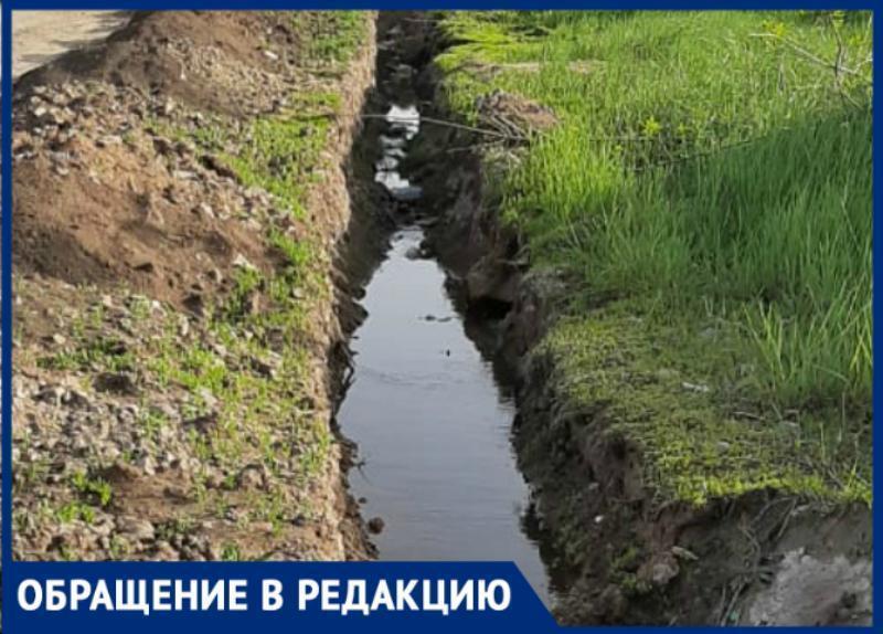 Житель Таганрога считает, что поля неклиновского «Приюта» поливает наш Водоканал