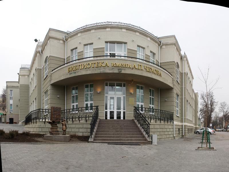 Почти два миллиона рублей потратят на книги для библиотечного фонда Таганрога