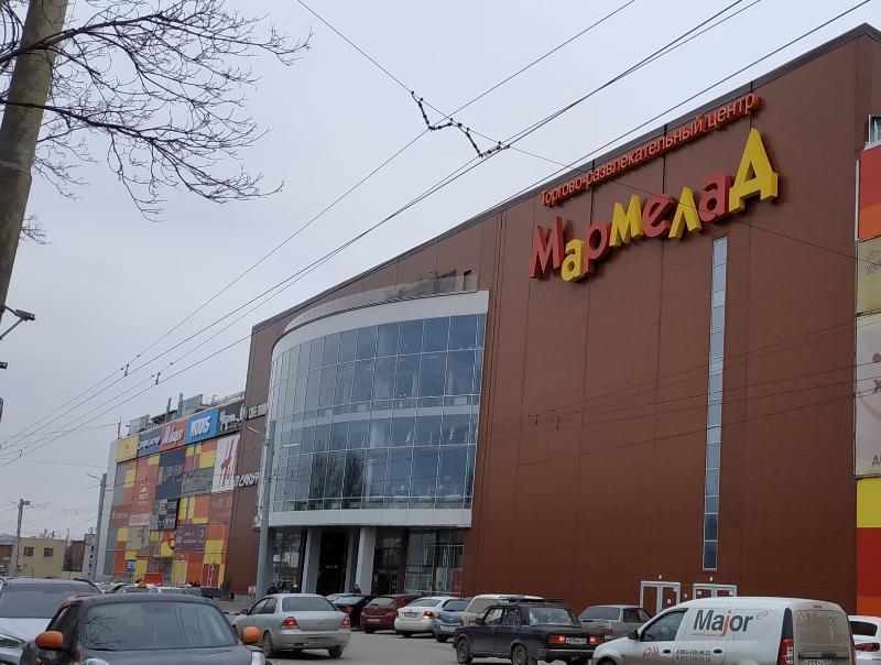 Таганрогских подростков не пустили в ТРЦ «Мармелад»