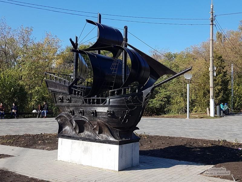 Власти Таганрога потратят на Приморский парк еще 60,2 млн рублей